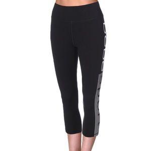 Bebe Capri Yoga Pants